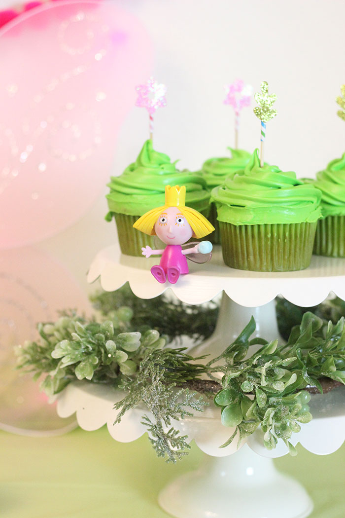 Ben Hollys Little Kingdom Party Ideas Cutefetti