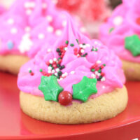 Trolls Holiday Cookies to Celebrate Trolls Holiday DVD