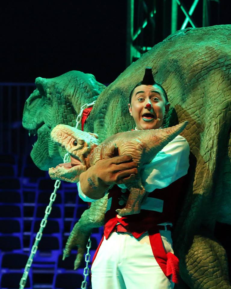 Where to see Cirque Italia