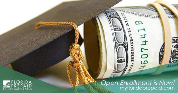 Open enrollment.