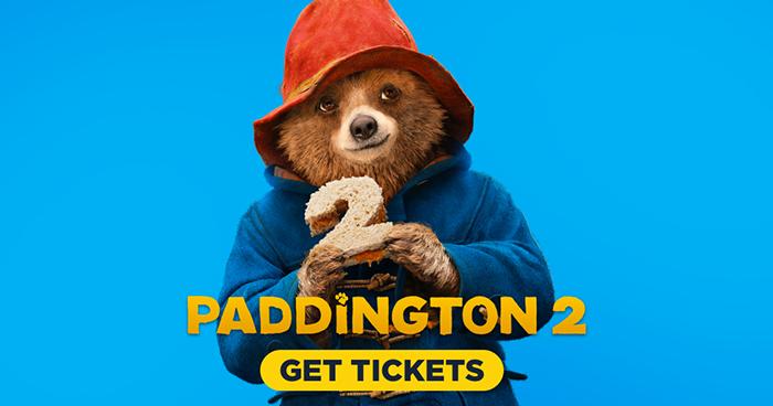 Paddington 2 Movie.