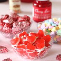 DIY Valentine's Day Ice Cream Bar