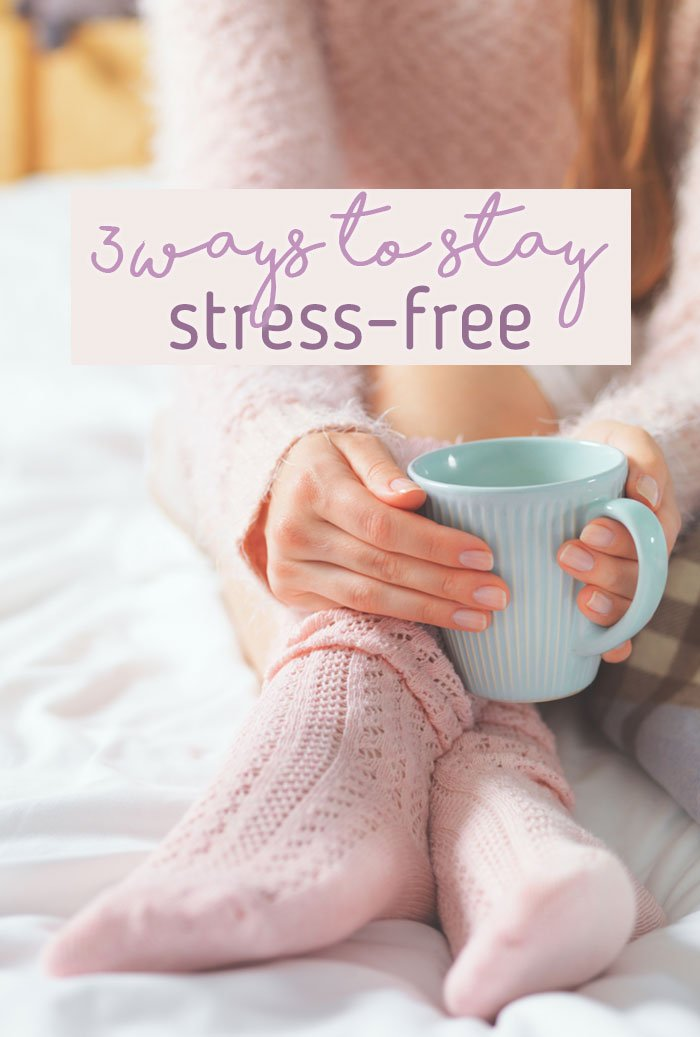 Tips for a stress-free 2018.