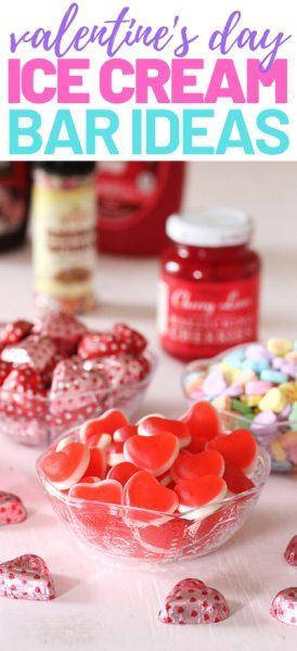 valentine ice cream
