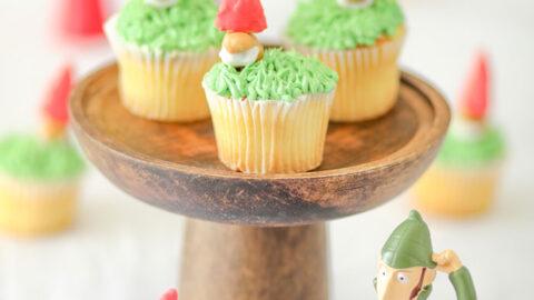Gnome Cupcakes Tutorial
