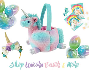 Unicorn Easter