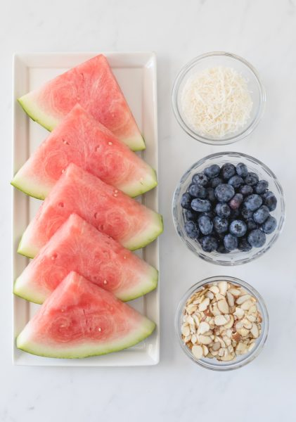 Watermelon Power Bowls. Delish way to start the day or enjoy a nutrient loaded snack.