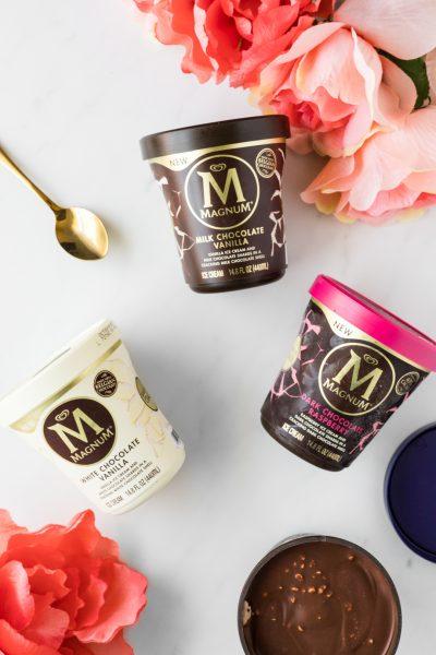 NEW Magnum Ice Cream Tubs at Walmart