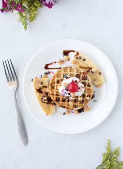 3 Delish Ways to Eat Gluten Free Waffles.