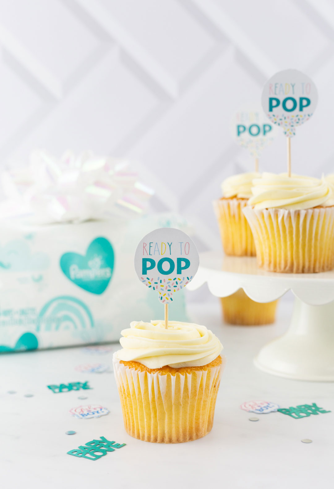 Pampers Baby Shower Gift