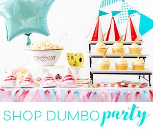 dumbo party supply store