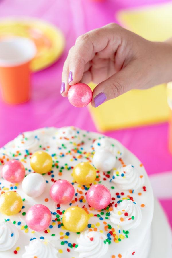 Easy Summer Party Ideas & Prep