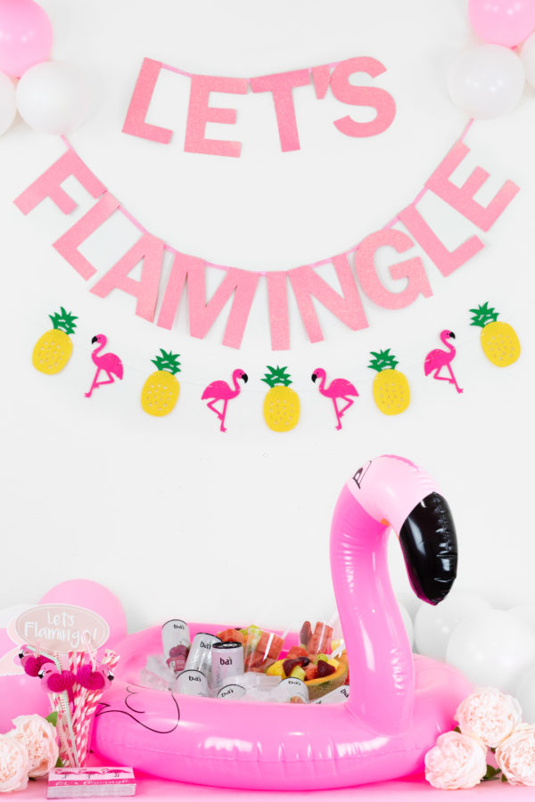 Flamingo Themed Party Ideas for Summer