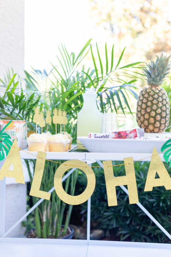 Tropical Bar Cart Ideas to Keep You Cool