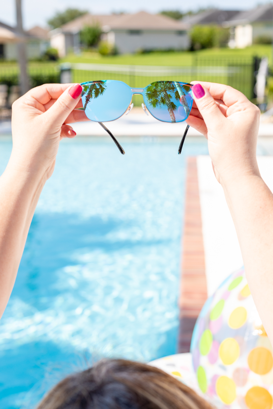 Pool Party Must Haves that are Bright and Colorful!