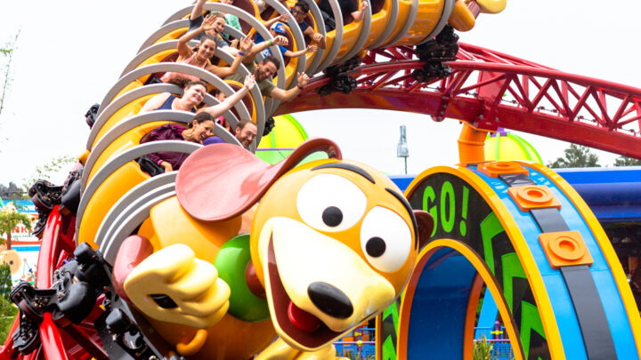 Feel Like a Kid Again at Toy Story Land