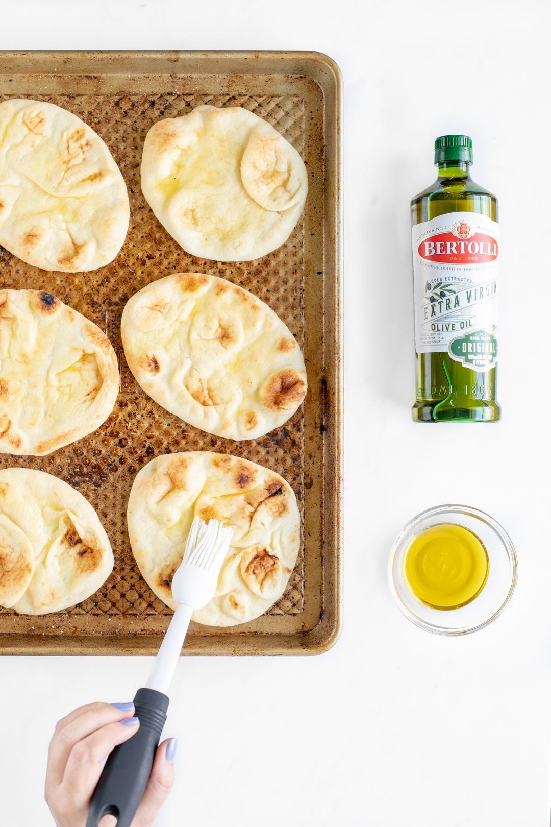 Flatbread Recipes - 3 Ways. So yummy!