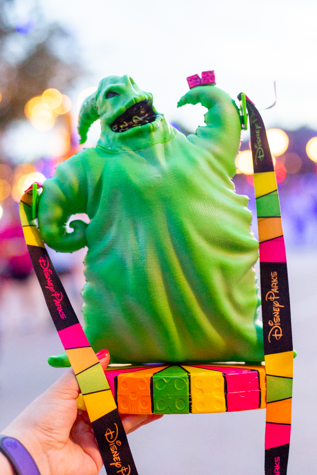 Oogie Boogie Popcorn collectible