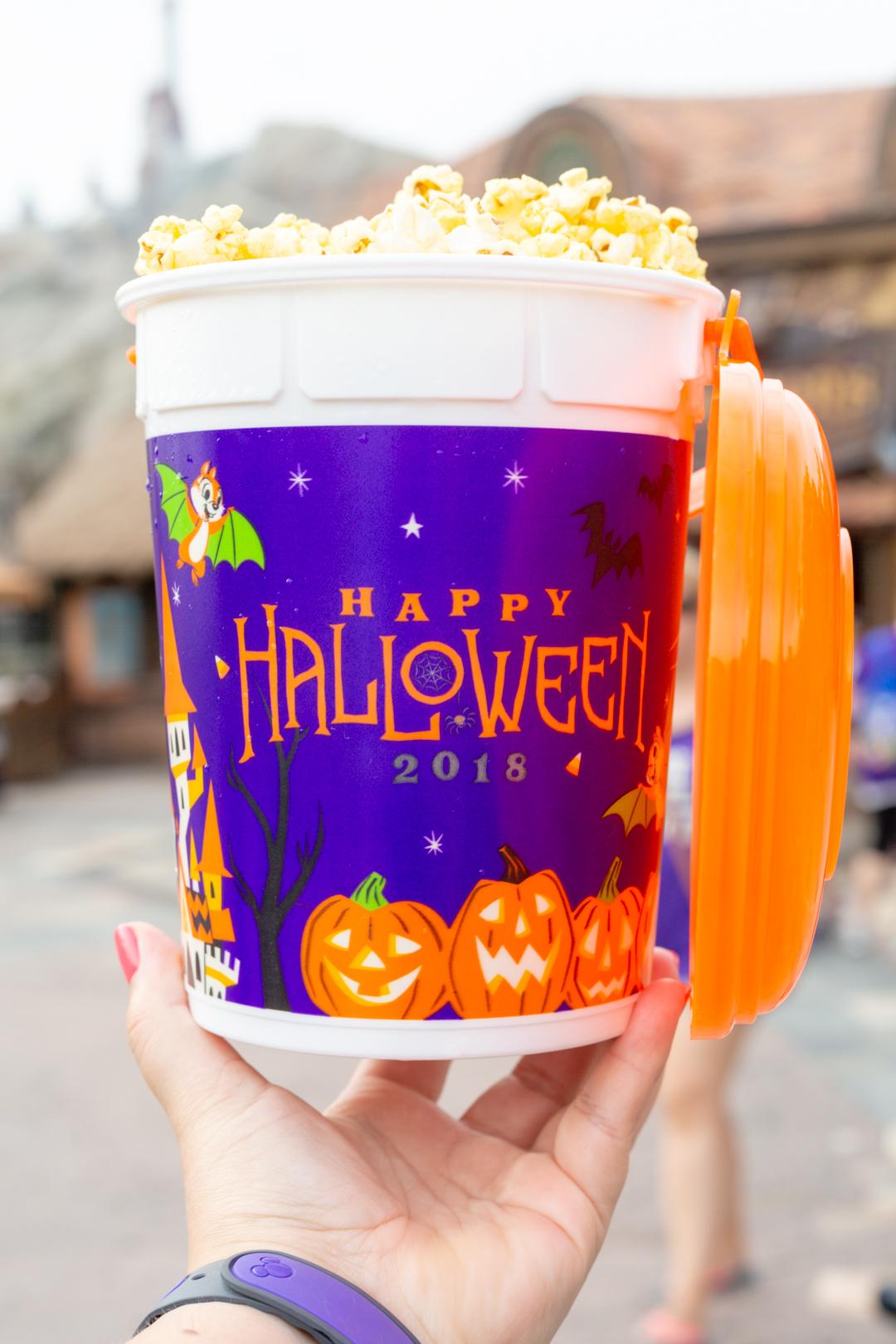 Collectible Popcorn Tub Disney 2018