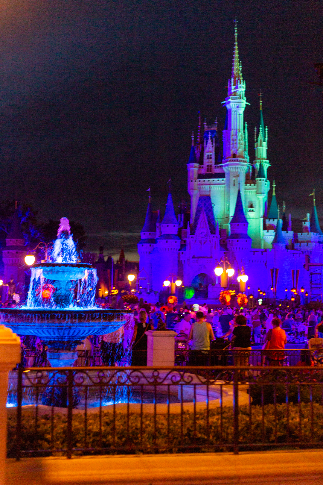 Mickey's Not So Scary Party Castle