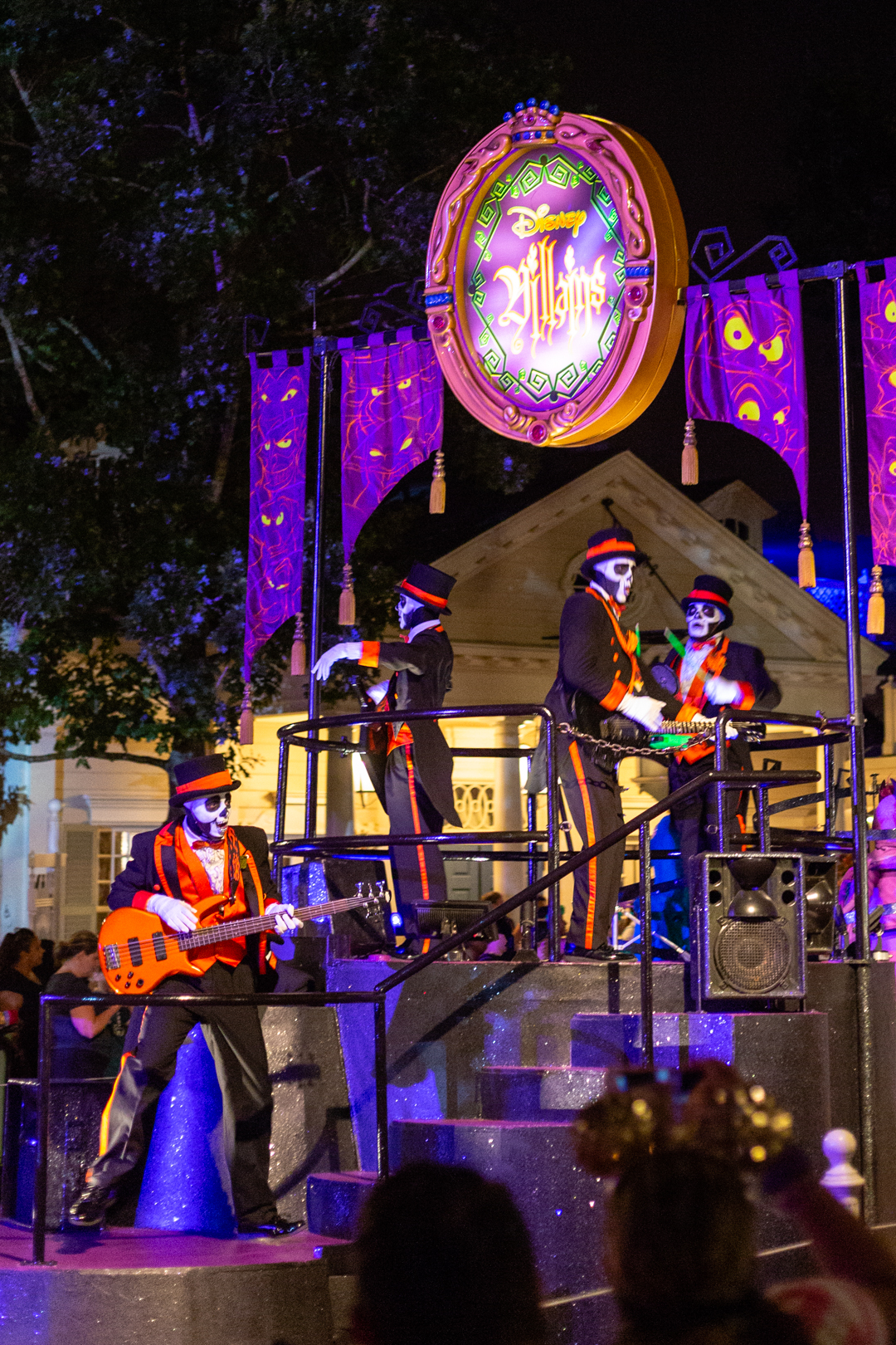 Mickey's Not So Scary Party Boo To Your Parade Villains