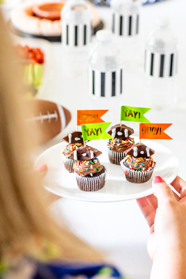Score: Easy Football Party Prep