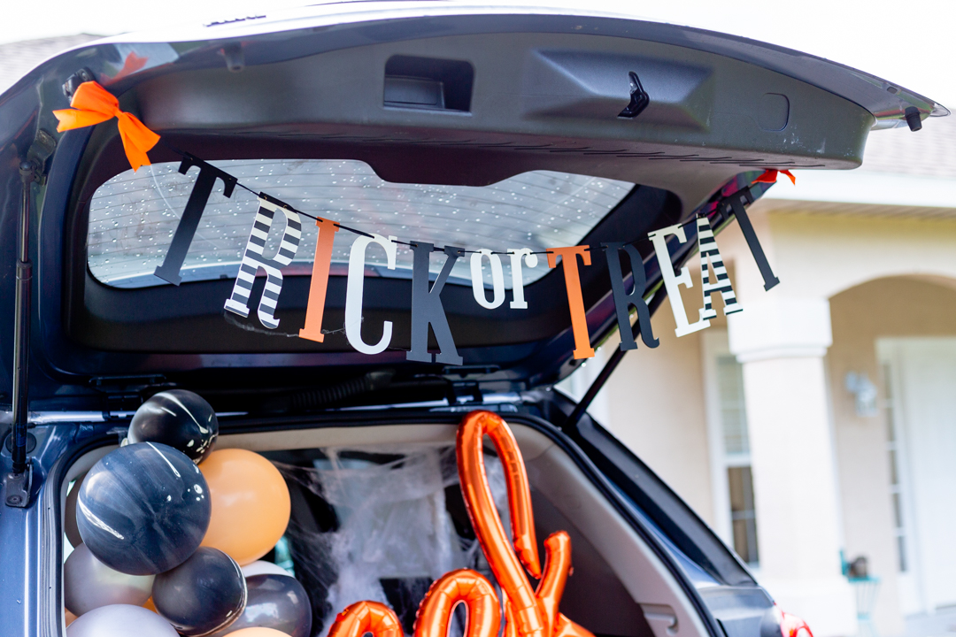 Easy Trunk Or Treat Ideas For Halloween Cutefetti