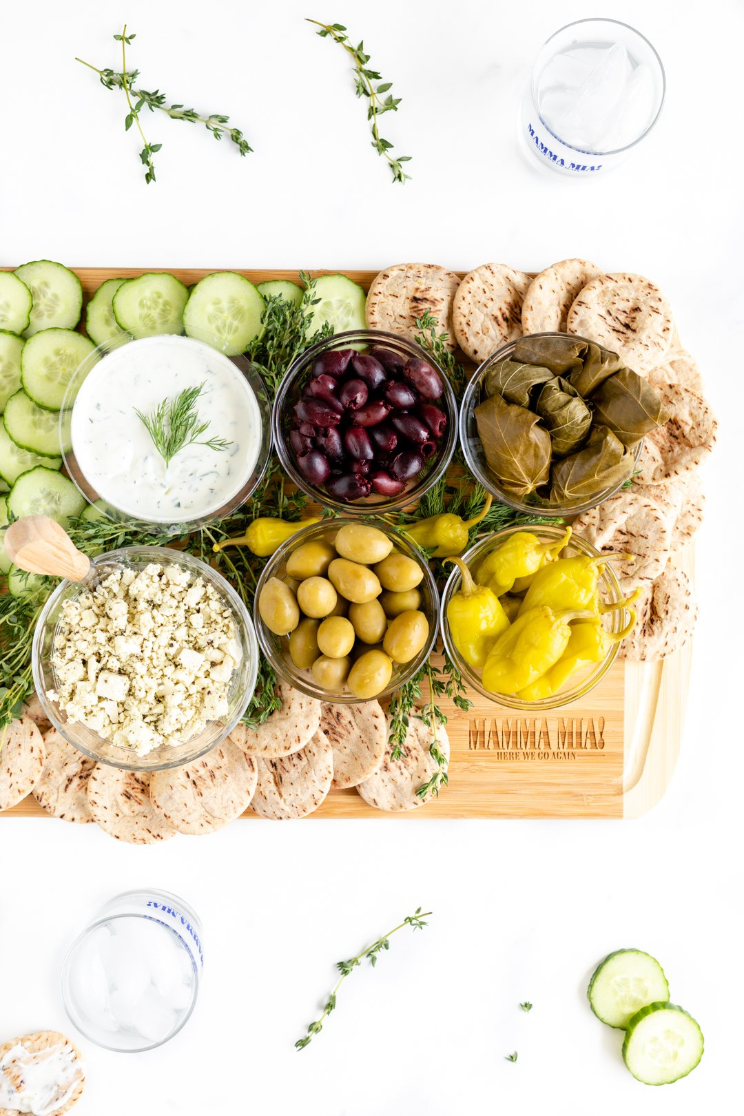 Greek Appetizer Tray Ideas