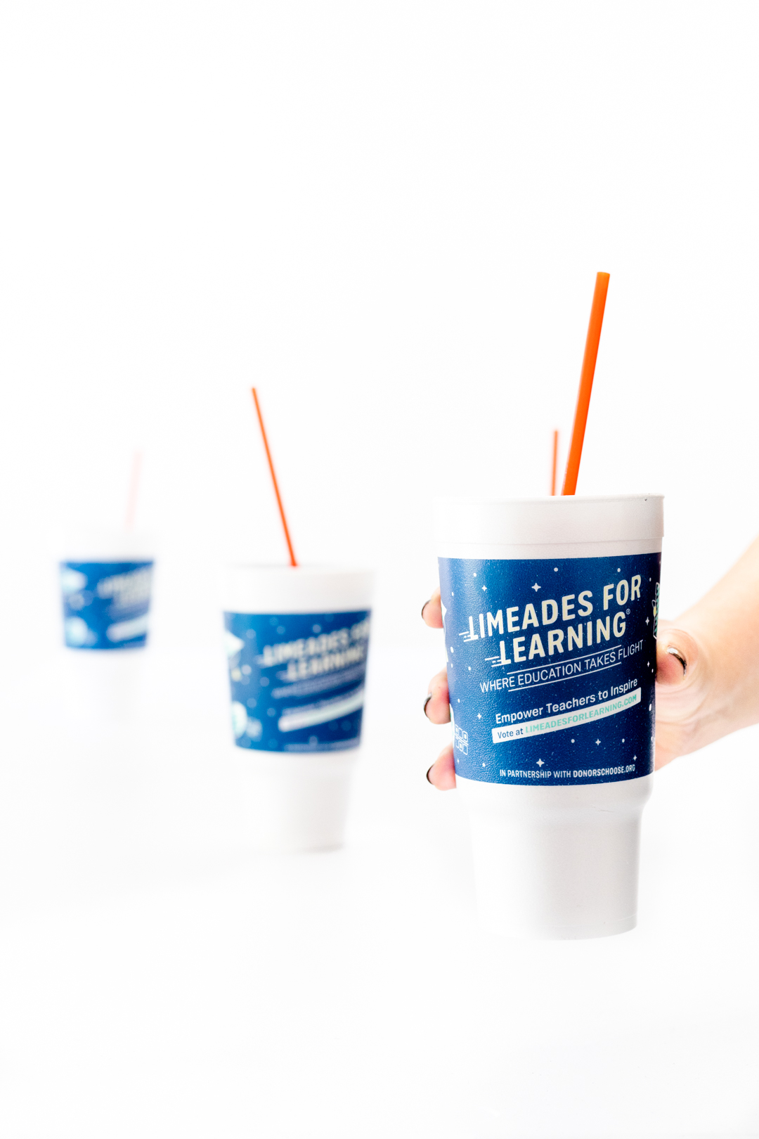 SONIC's Limeades for Learning