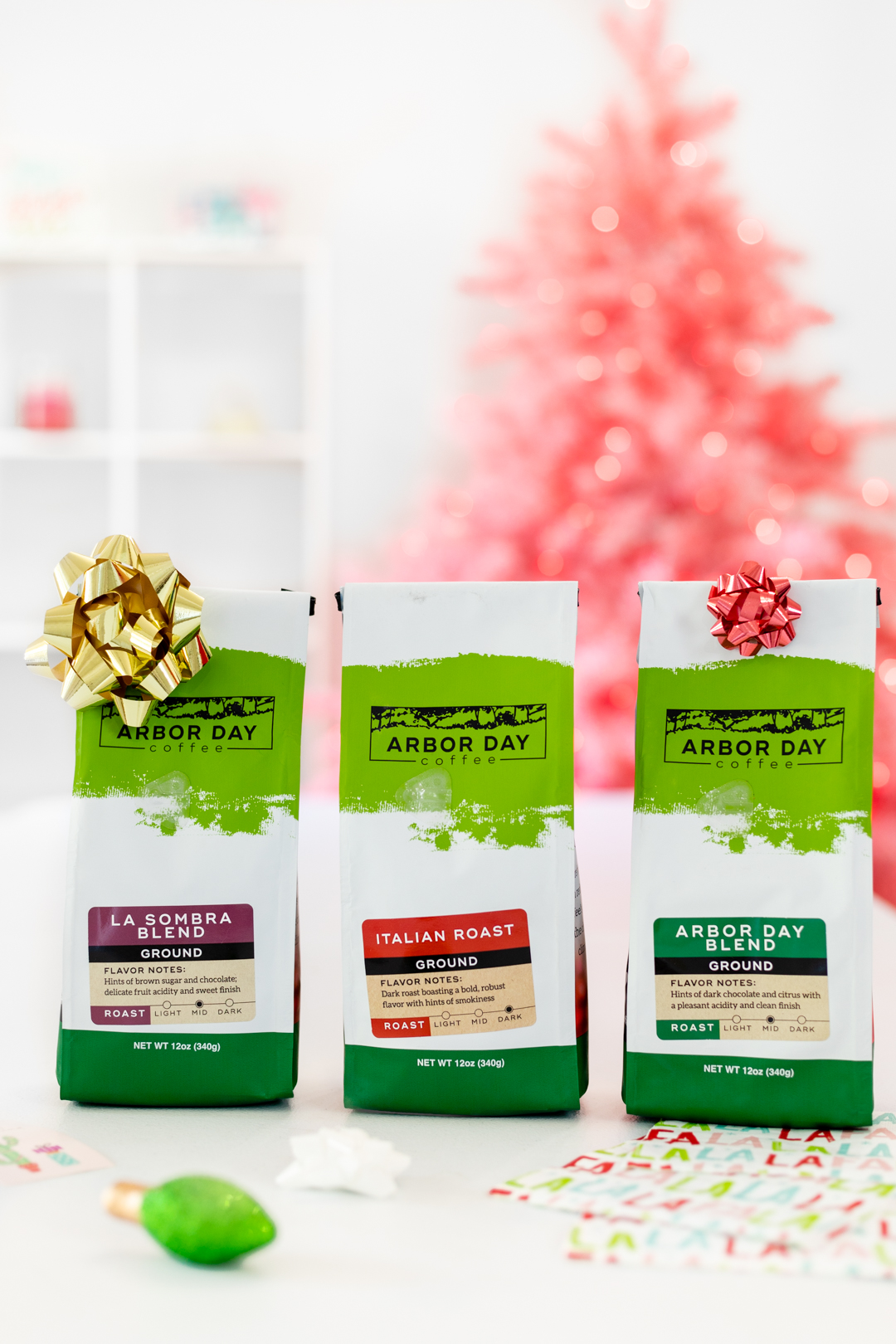 Arbor Day Coffee for Christmas