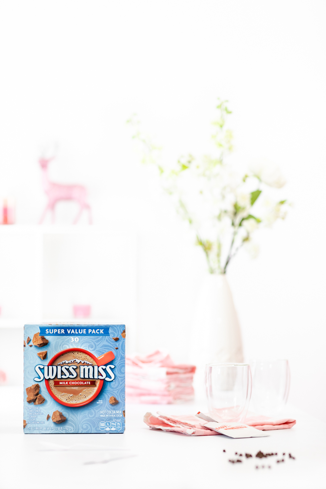 Swiss Miss Hot Cocoa Package