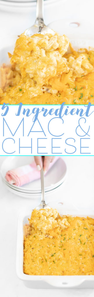 Mac and Cheese with 5 Ingredients