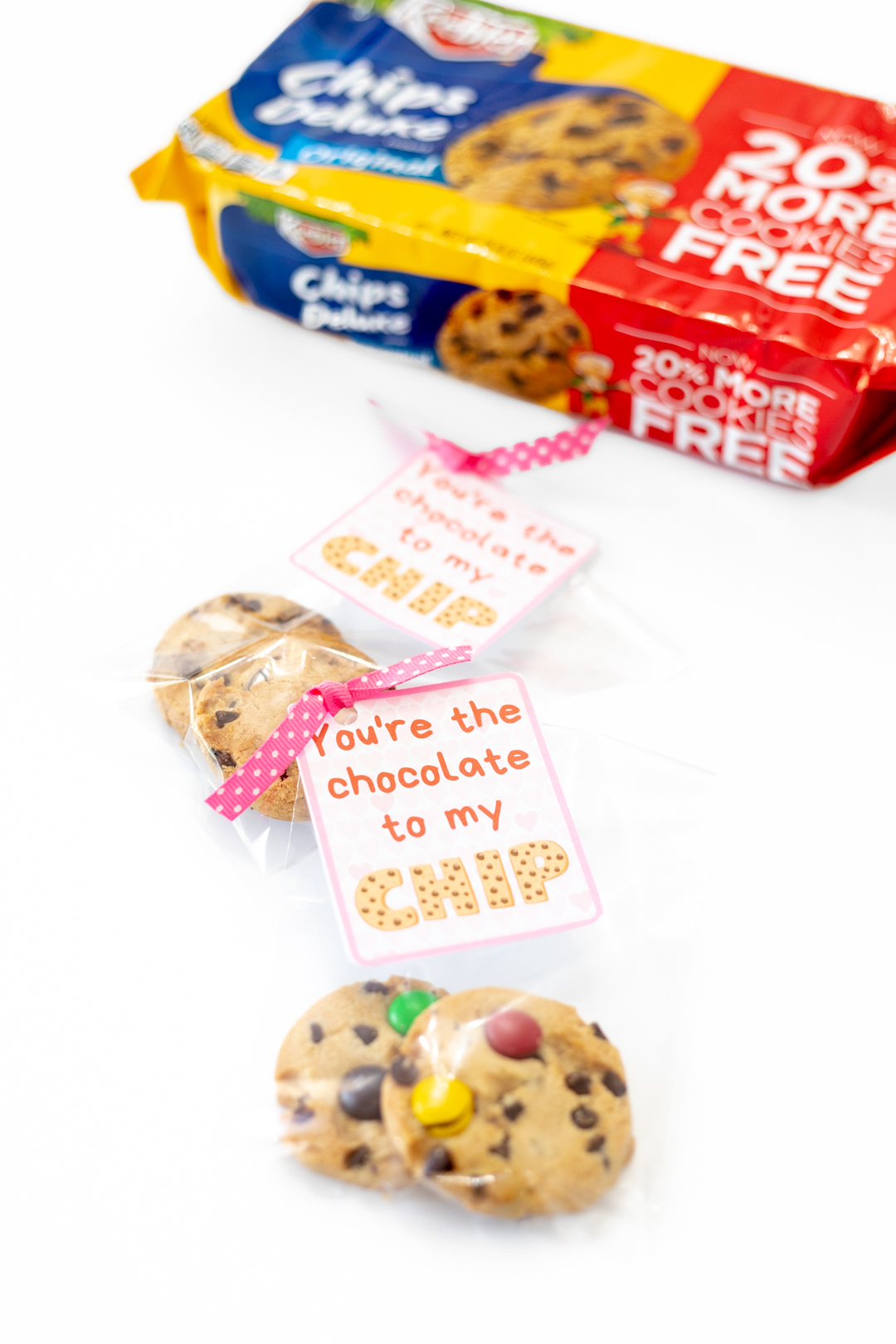 Cookie Valentine's Day Gift Packs