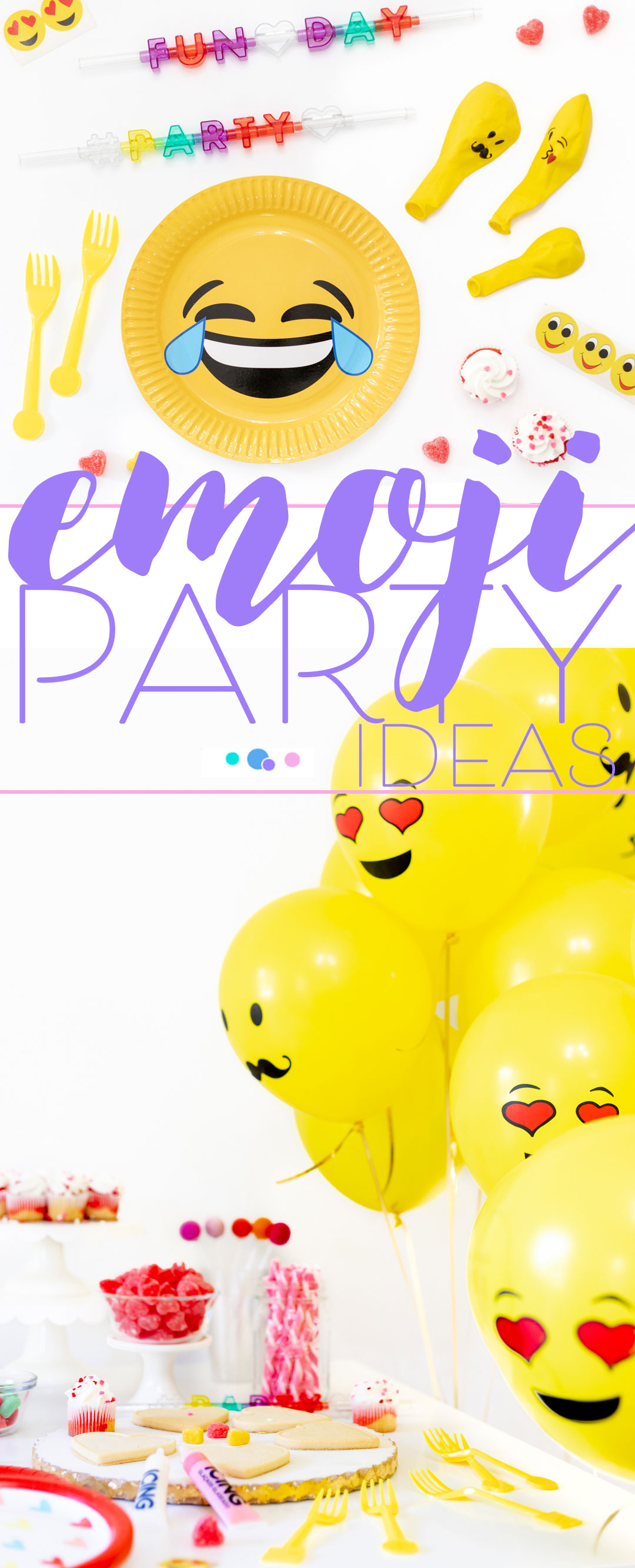 How To Throw And Emoji Party