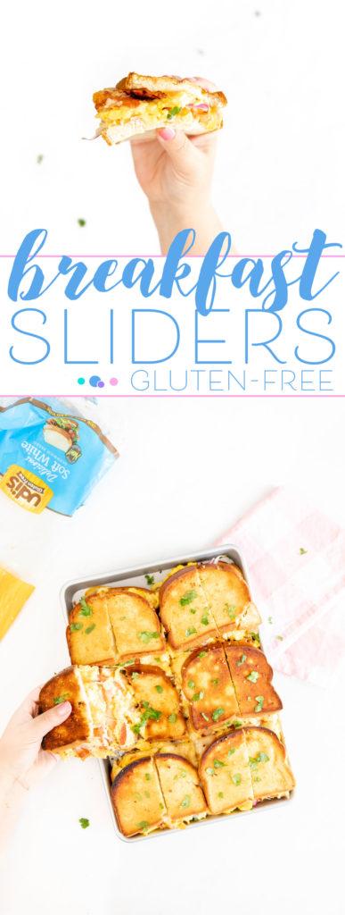 Gluten Free Breakfast Sliders
