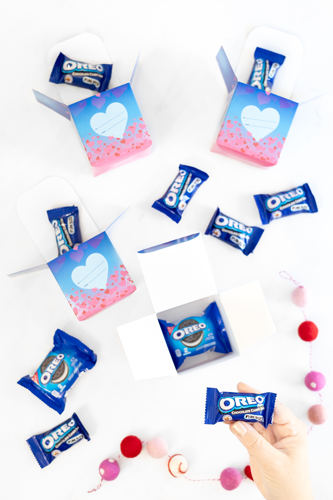 OREO Valentine's Day Gift Exchange