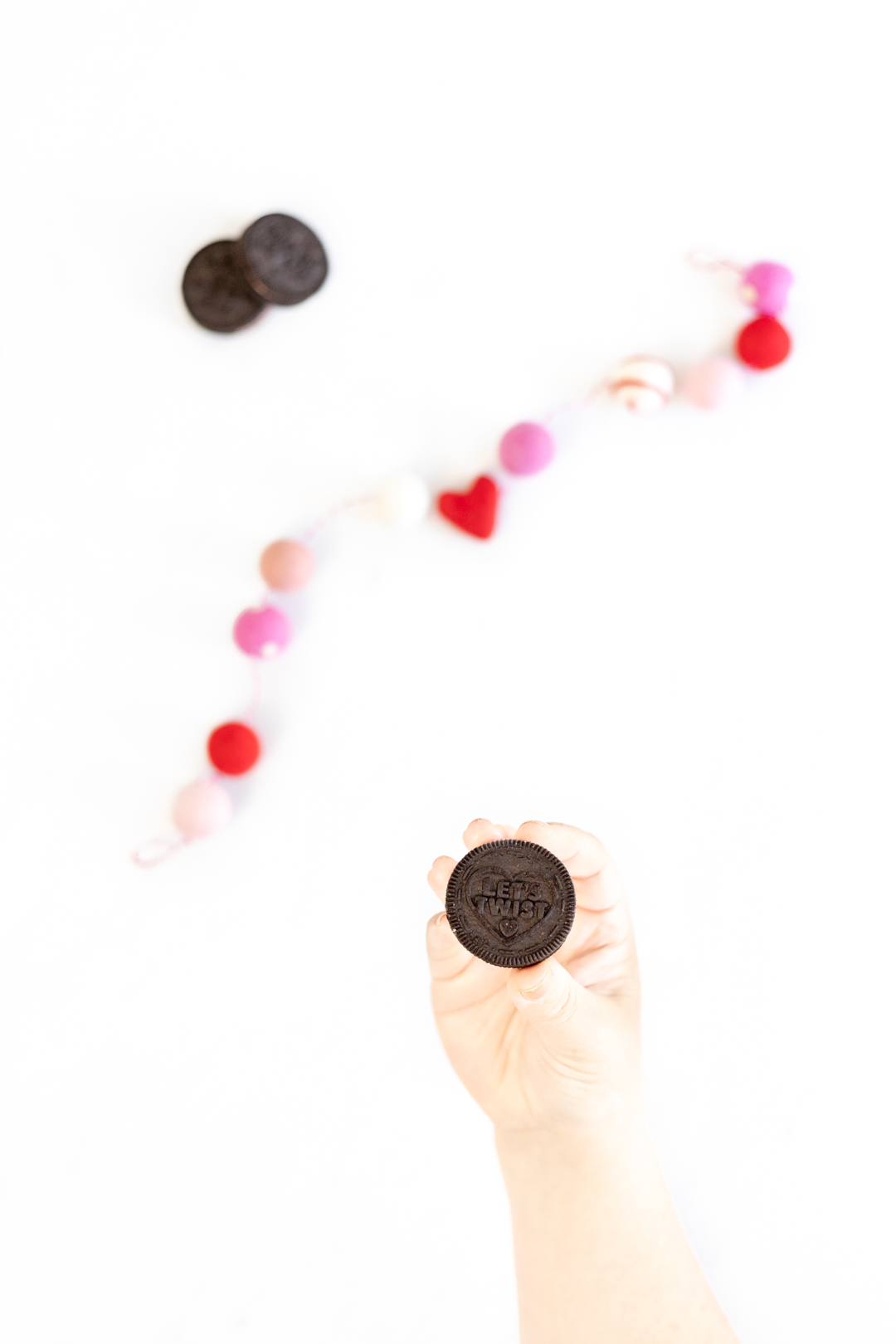 OREO Love Cookies for Valentine's Day