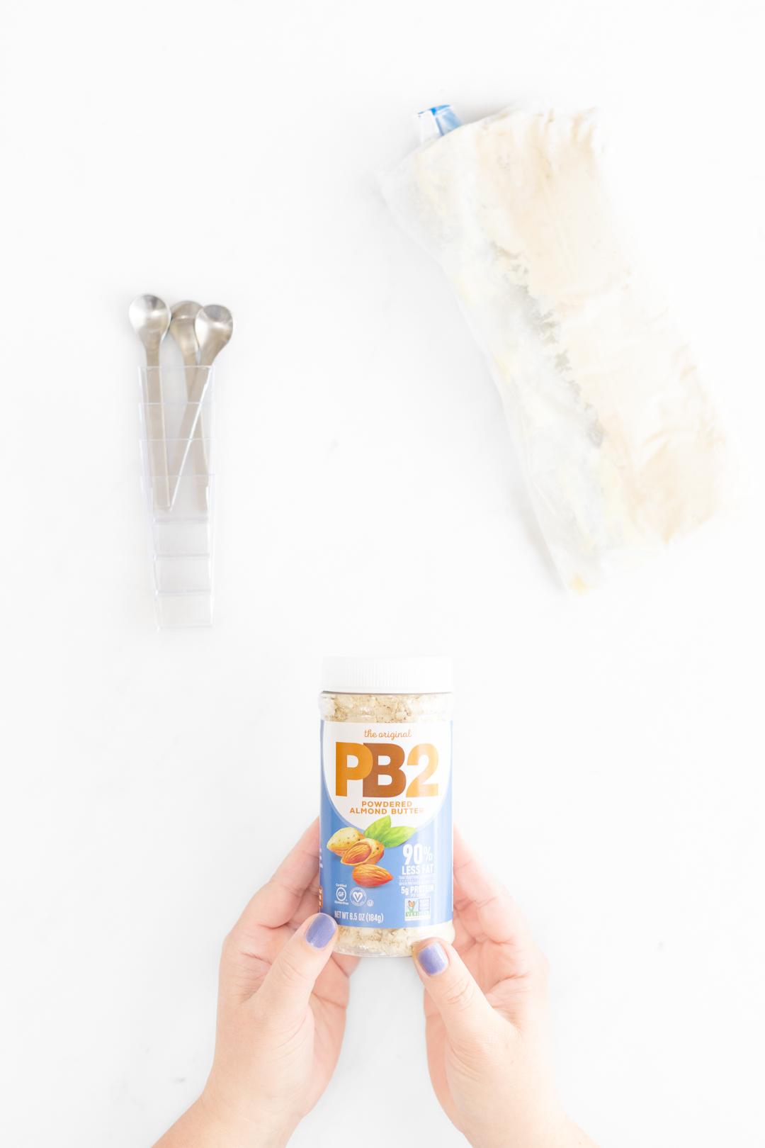 Pb2 almond product