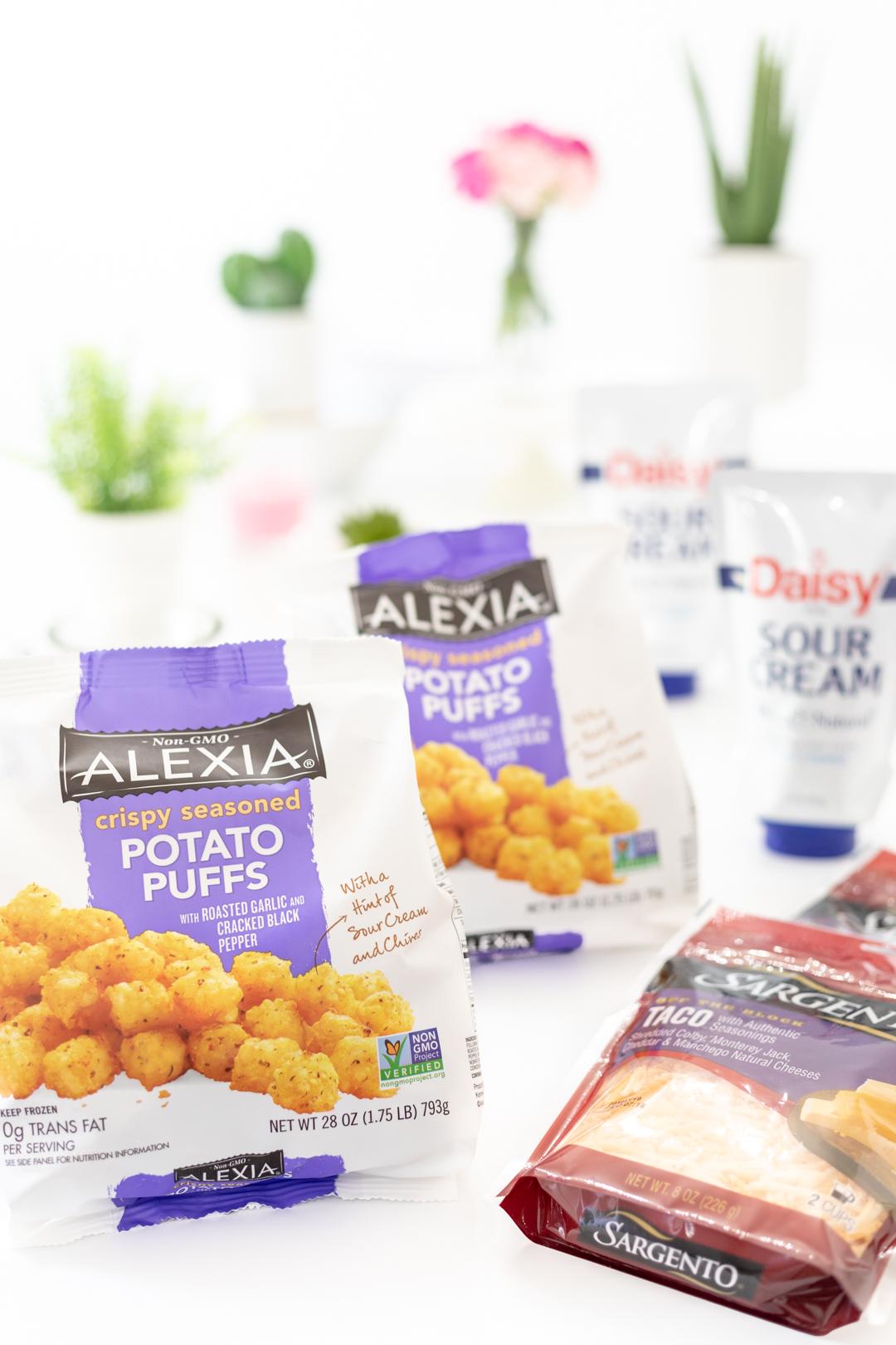Alexia Potato Puffs