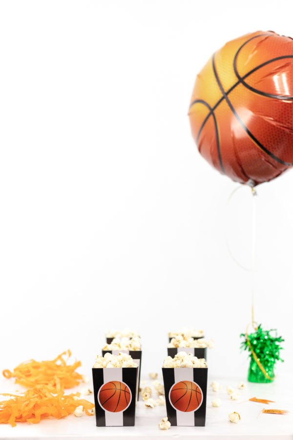 5 Ways to Celebrate Basketball Season