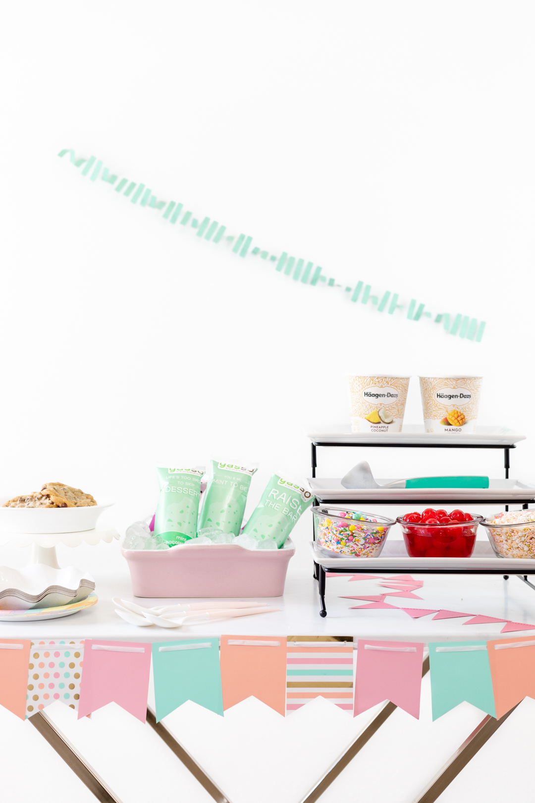 ice cream party ideas for spring