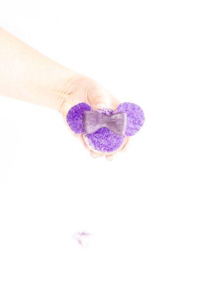 Potion Purple Minnie Cookies