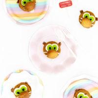 Beaver Cookies Inspired by Wonder Park