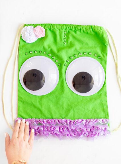 diy drawstring backpack