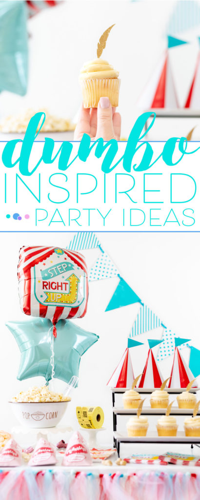dumbo inspired party ideas