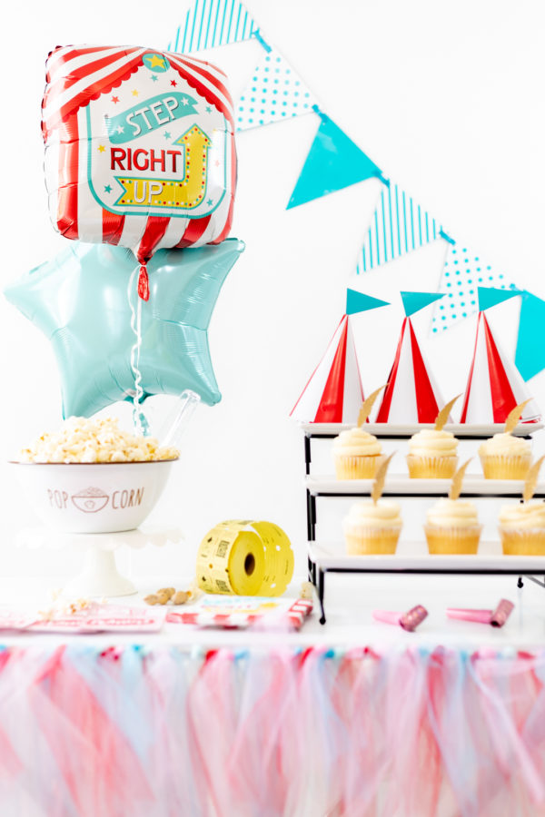 Dumbo Inspired Carnival Party