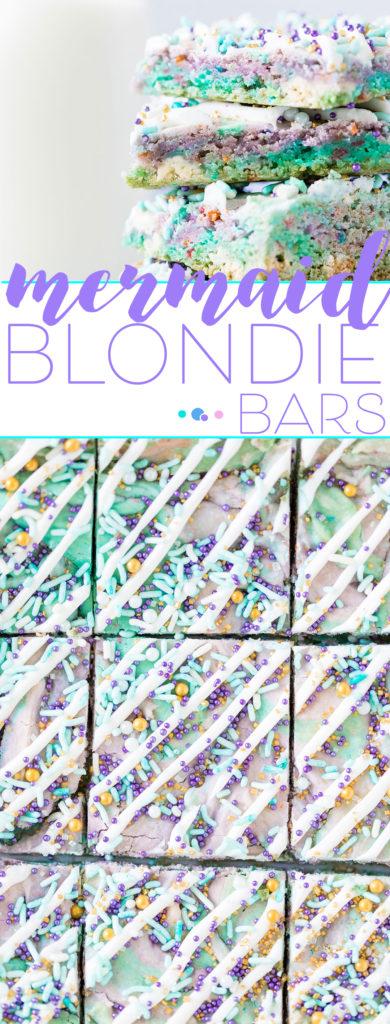 Mermaid Blondie Bars