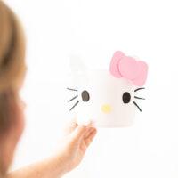 Hello Kitty Easter Basket DIY
