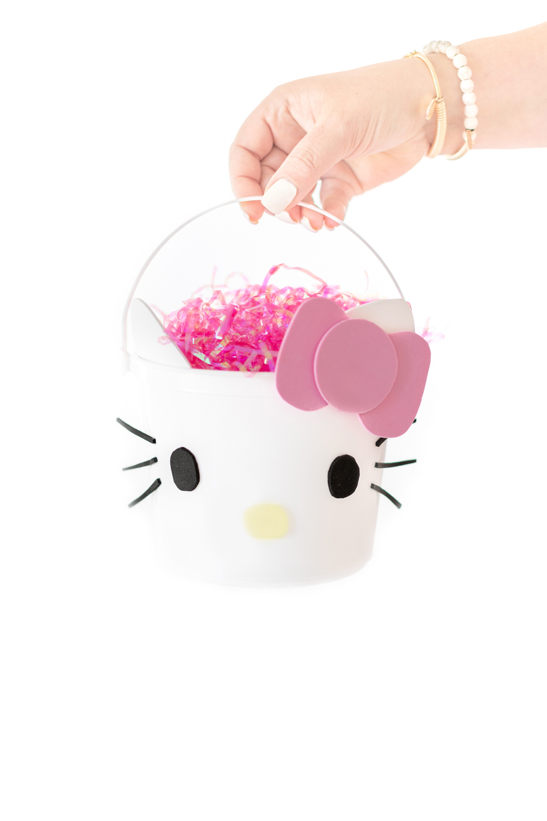 Hello Kitty Pail