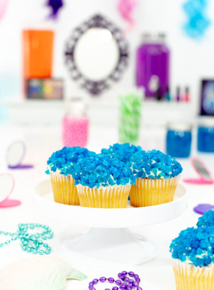 Hades inspired Cupcakes